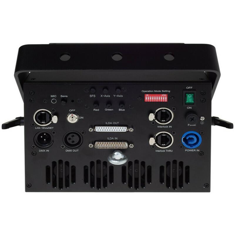 Tarm 2.5-SN - con ShowNET - 2'700 mW guaranteed output power