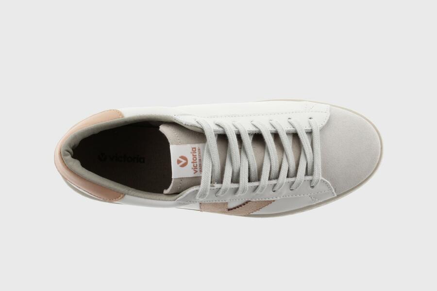 Victoria - Sneakers 1126142 - Bianco V Cuarzo