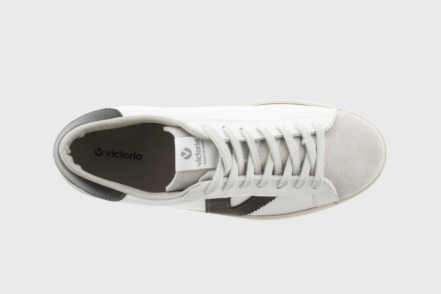Victoria - Sneakers 1126142 - Bianco V Antracite