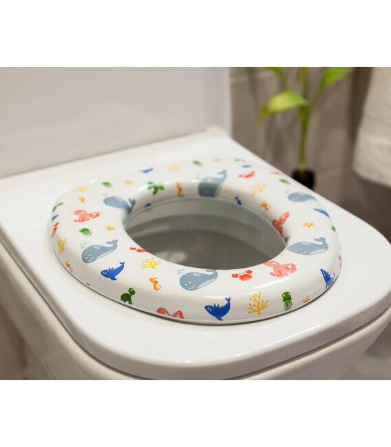 Riduttore WC Animali Marini