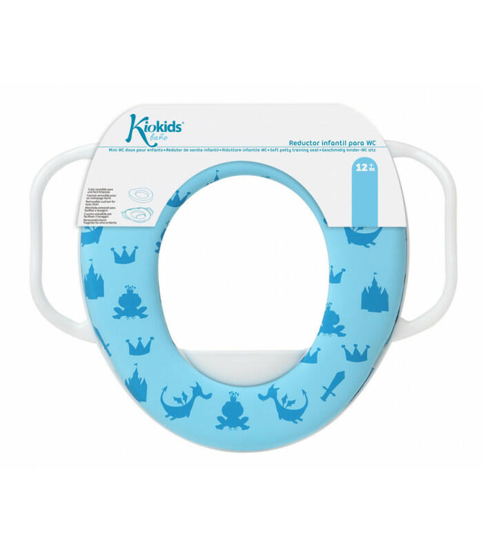 Riduttore WC - Blu