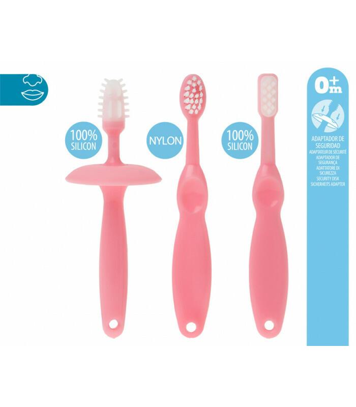 Set Igiene Orale - Rosa