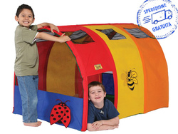 Tenda gioco Bazoongi Special Edition BUG HOUSE