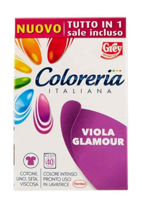 Coloreria Italiana Viola Glamour - 1 Scatola