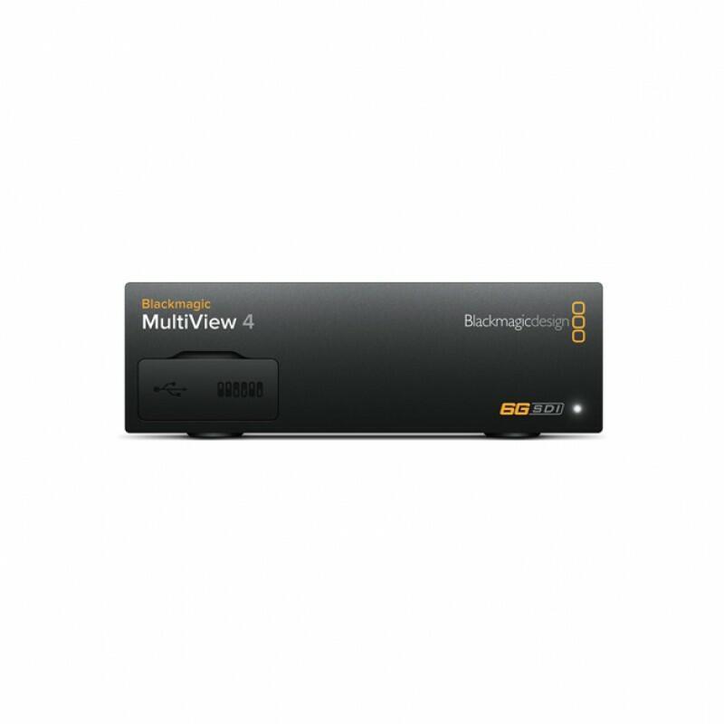 Blackmagic - MultiView 4