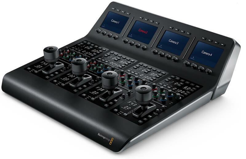 Blackmagic - ATEM Camera Control Panel