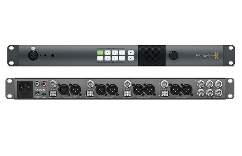 Blackmagic - ATEM Studio Converter 2