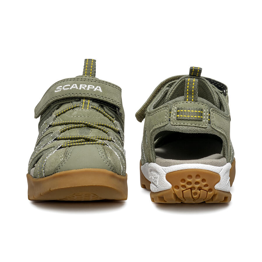SCARPA - Mojito Sandal Kid - Military