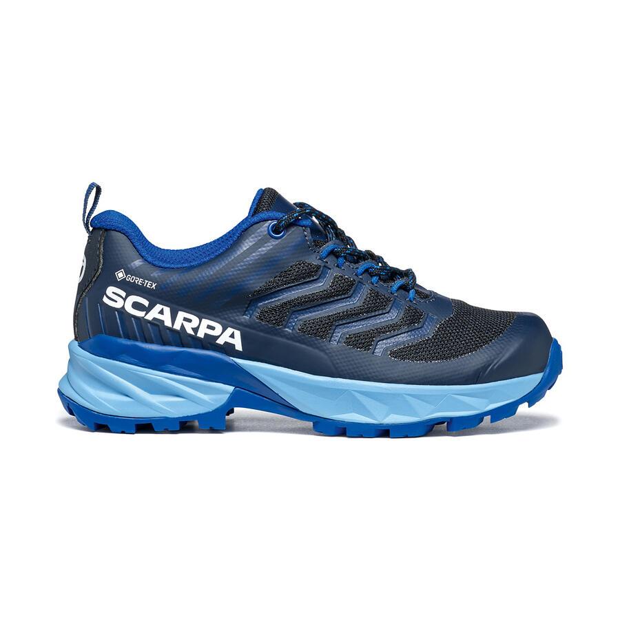 SCARPA - Rush Kid GTX - Black Lake Blue