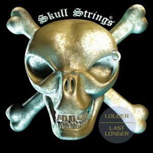 Skull Strings B4 - BASS 4 String