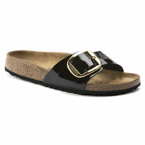 Birkenstock - Madrid Big Buckle - Black Patent