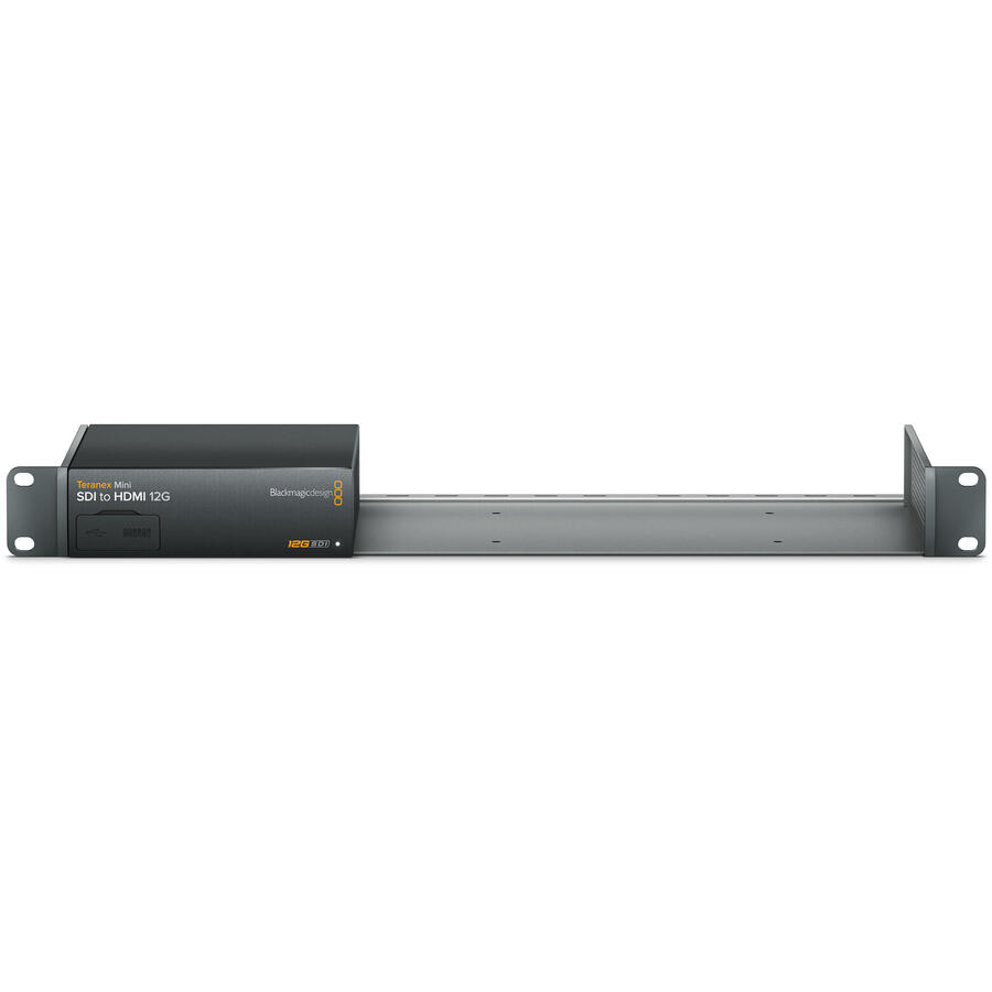 Blackmagic - Teranex Mini - Rack Shelf