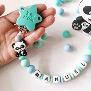Catenella portaciuccio bimbo Panda