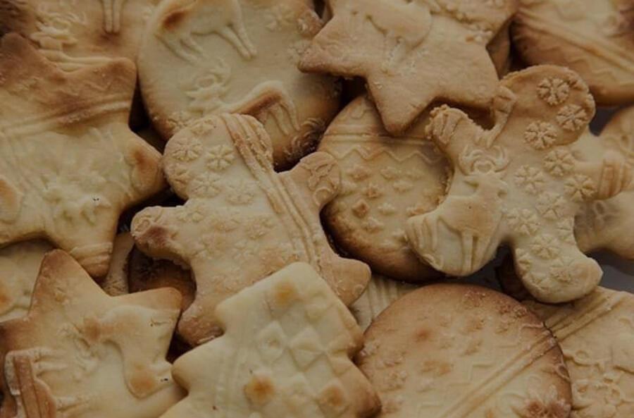 Mattarello per biscotti