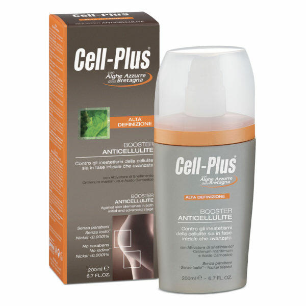 Cell-Plus Booster Anticellulite