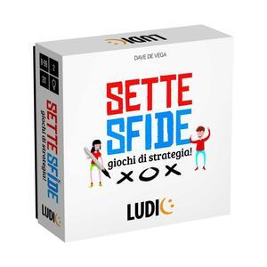 SETTE SFIDE LUDIC HEADU