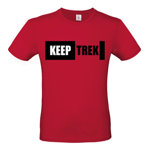 T-shirt KEEP TREK