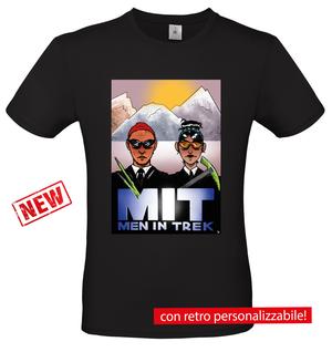 T-shirt MEN IN TREK
