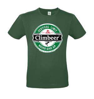 T-shirt CLIMBEER