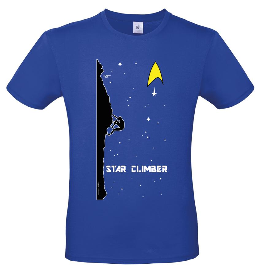 T-shirt STAR CLIMBER