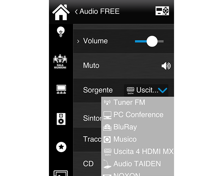 Vivaldi Domotica iCONTROL4.1L