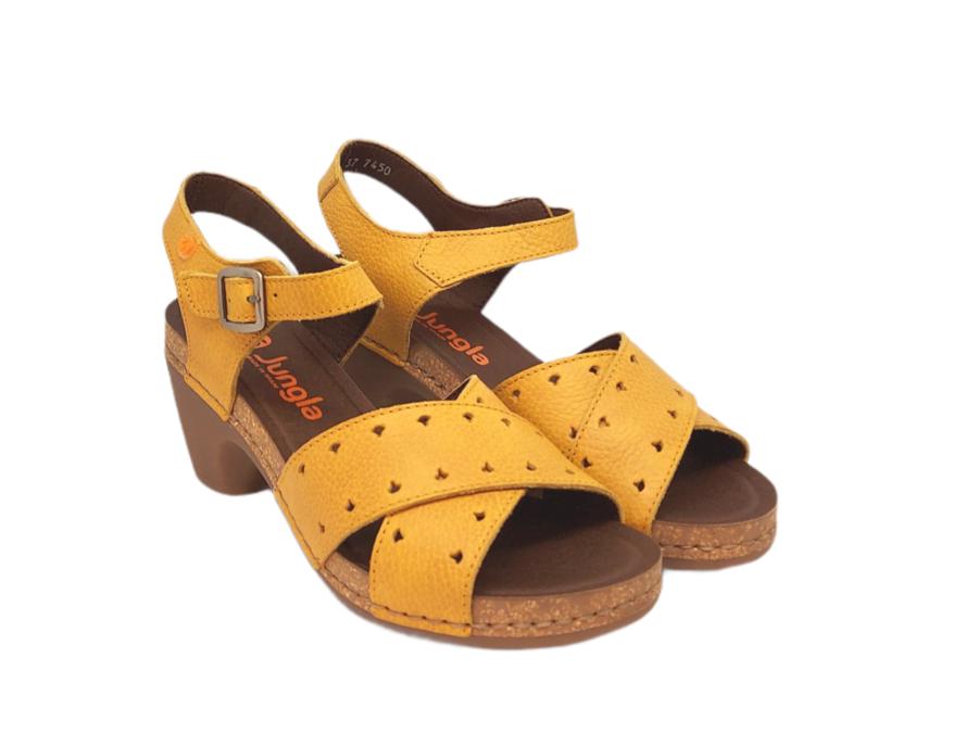 Jungla - 7450 - Yellow