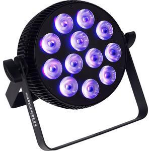 ALGAM LIGHTING - SLIMPAR-1210-HEX PROIETTORE PAR LED 12 X 10W RGBWAU