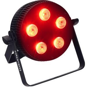 ALGAM LIGHTING - SLIMPAR-510-HEX PROIETTORE PAR LED 5 X 10W RGBWAU