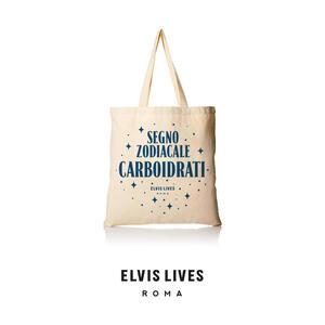 Elvis Lives Shopper Carboidrati