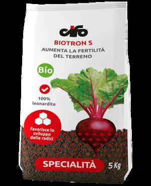 Leonardite Biotron S Cifo Sacchetto da Kg 5
