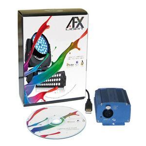 AFX Light - LS512DMX - Software DMX Soft Controller con interfaccia