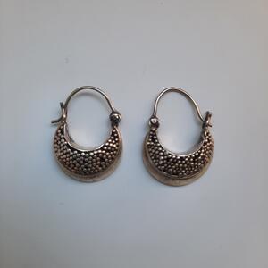 Mini cerchi argento