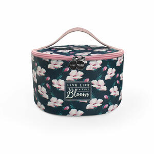 HELLO BEAUTY BEAUTY CASE FLOWER BLOOM LEGAMI