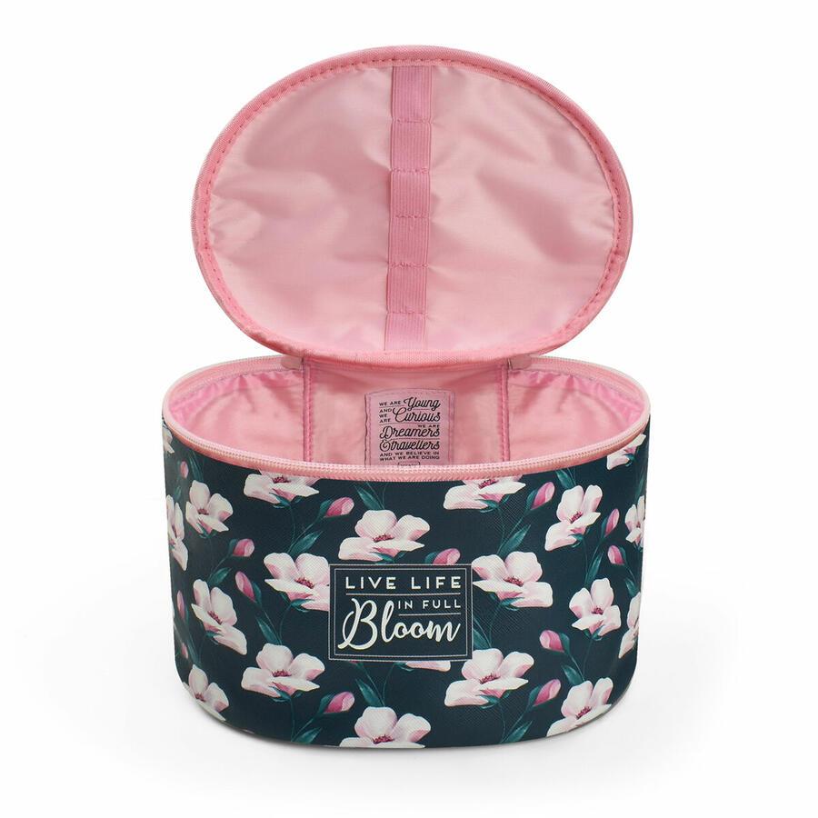 HELLO BEAUTY BEAUTY CASE FLOWER BLOOM LEGAMI