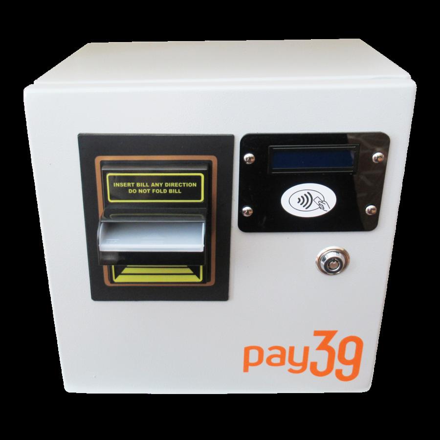 CARICATORE DI Carte RFID (legge banconote da € 5,10,20,50)