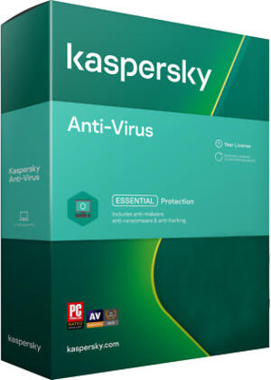 ANTIVIRUS KASPERSKY 2021 1 PC KEY ESD