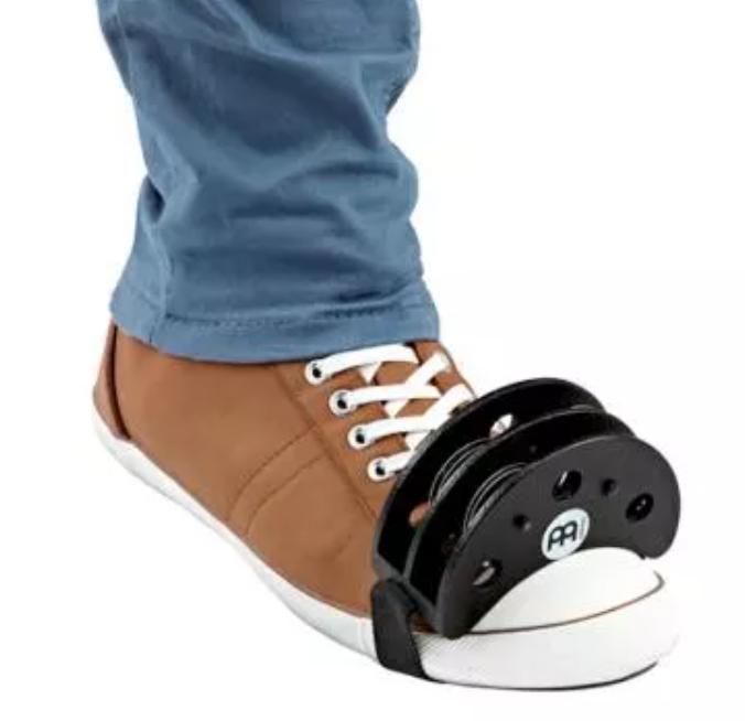 MEINL FJS2S-BK Foot Tambourine