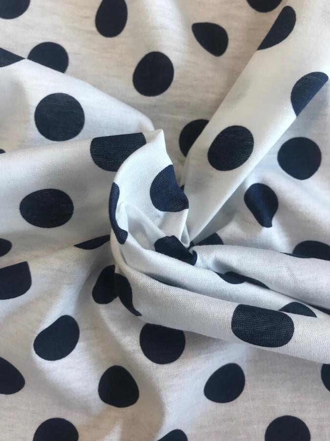 Jersey di cotone POIS