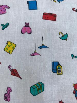 Jersey di cotone fantasia bimbi