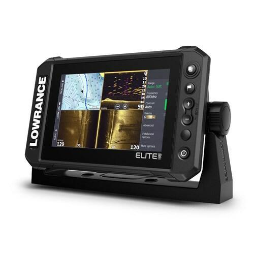 Lowrance Elite FS™ 7 con trasduttore HDI e Mappa Base - Offerta di Mondo Nautica 24