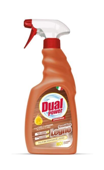 DUAL POWER SPECIFICO Legno Trigger 500ML.