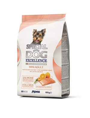 Special Dog Excellence Crocchette 800gr Mini Adult Salmone