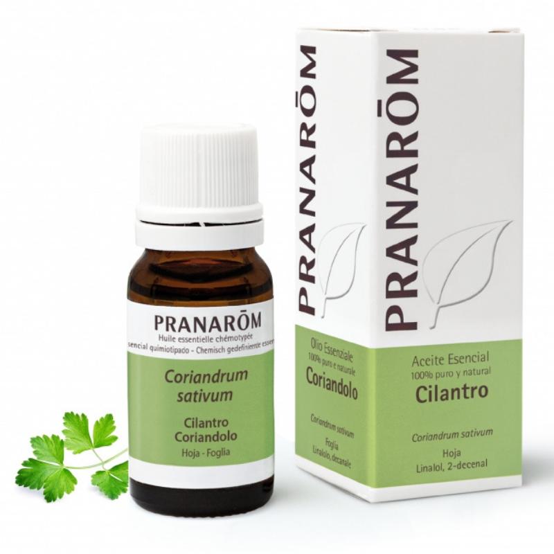 Pranarom - Coriandolo olio essenziale