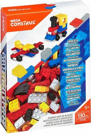 Costruzioni Infinite 130 pz - Mega Construx DYG85 - 5+
