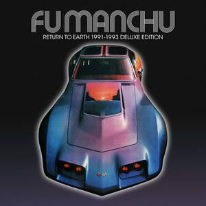FU MANCHU - RETURN TO EARTH - LP