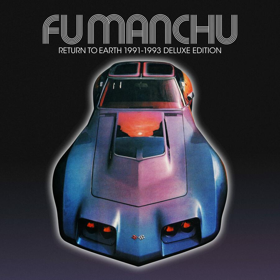 FU MANCHU - RETURN TO EARTH - LP  (At The Dojo Records)