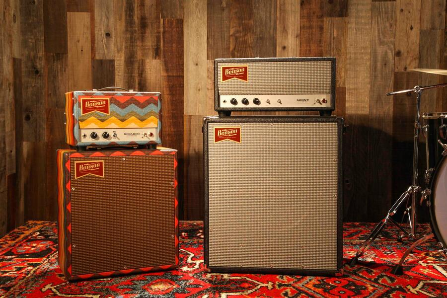 Benson Amps amp build April 2021 preorder