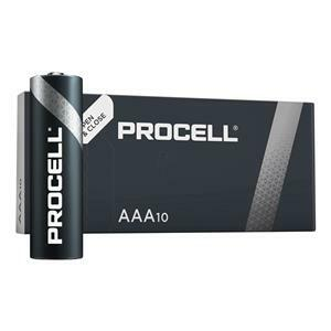 Duracell Procell alcaline 1,5V AAA