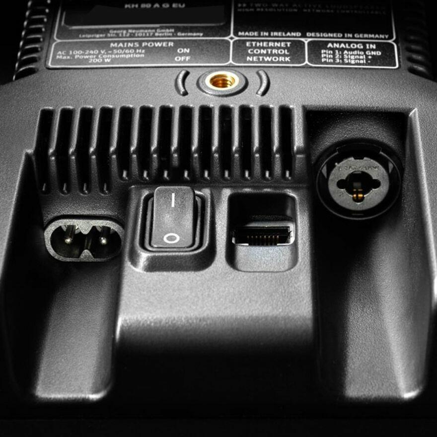 Neumann KH 80 DSP A G - Monitor da Studio Attiva Amplificata 90W + 50W