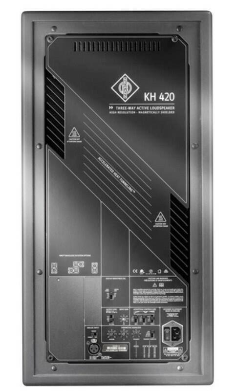 Neumann KH 420 A G - Monitor da Studio Triamplificata